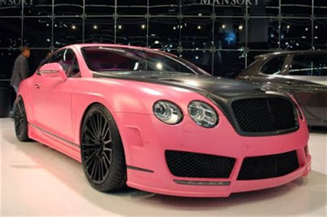 bentley car pink car model pink bentley vitesse not cool