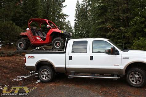 Utv Rack For Truck by Installing Rancho Rs9000xl Shocks On A 2005 Ford F250