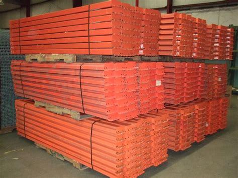 new used pallet warehouse racking teardrop rack