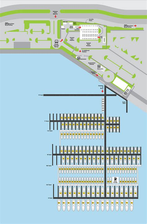 boat show 2017 map 2017 scbs layoutmap la harbor boat show