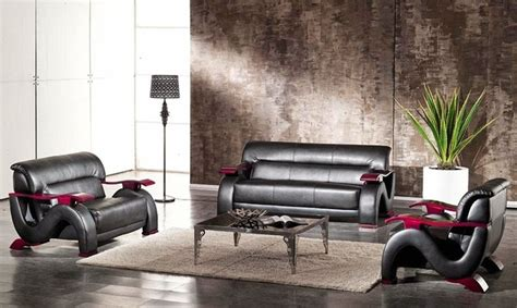 kelly ultra modern living room sets with sinious spring thad black ultra modern formal living room sets with