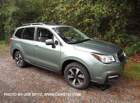 green subaru forester 2017 2017 subaru forester research webpage