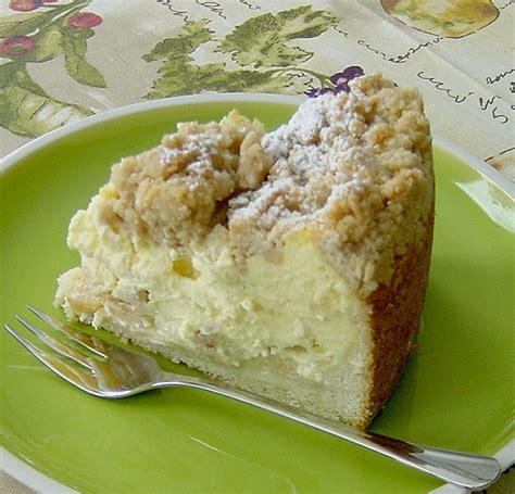 schlesischer kuchen schlesischer apfel streusel kuchen rezept mit bild