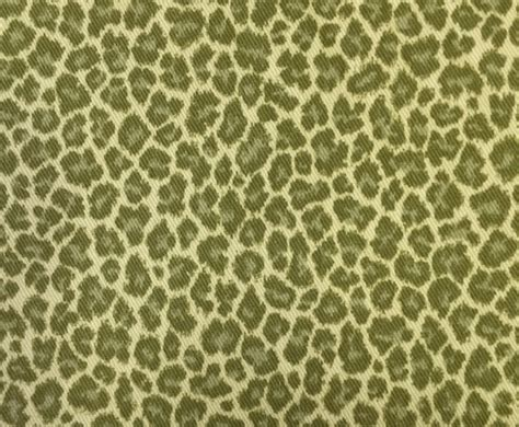 leopard print upholstery fabric olive green leopard print upholstery fabric by the yard