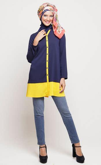 Baju Muslim Remaja Simple model baju muslim terbaru remaja modern yang simple