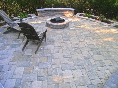 Pictures Of Patios Made With Pavers Hardscapes Willow Creek Paving Stones