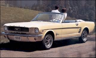 1960 Ford Mustang History Of The 1960 S Mustang Mustang News Cj