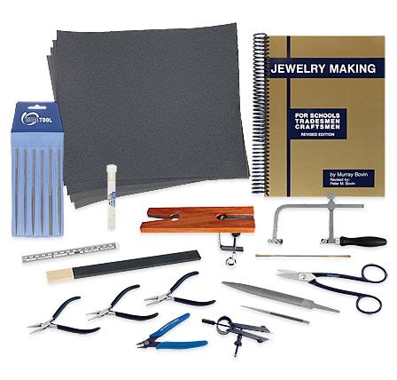 tools for jewelry beginner beginners tool kit a metalliferous