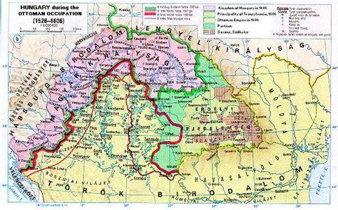 History Of Hungary History Ottoman Occupation