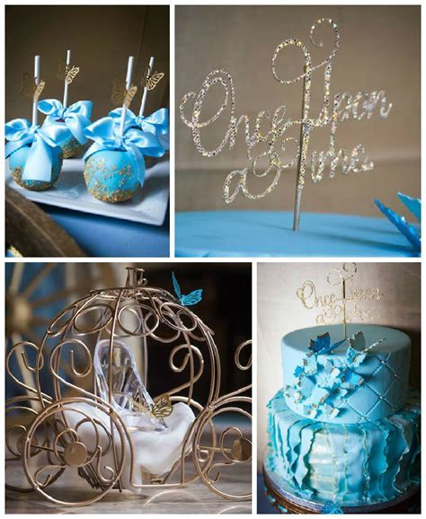 Kara's Party Ideas Cinderella Inspired Birthday Party   Kara's Party Ideas