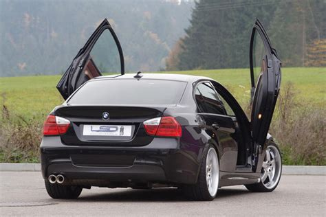 Winged Doors by Bmw 3 Series E90 Lsd Wing Doors