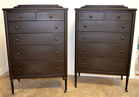 Simmons Dresser by Simmons Steel Dressers At 1stdibs