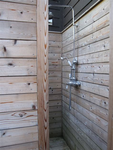 outdoor cedar shower cedar outdoor shower outdoor showers