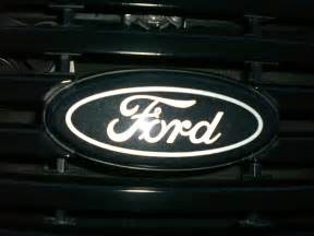 black ford oval emblems ford f150 forum community of