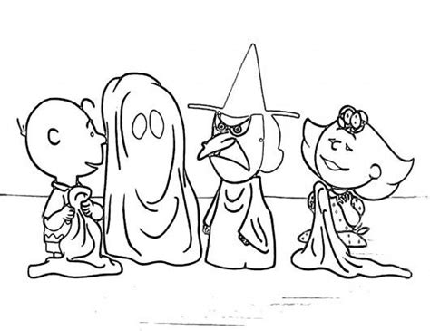 halloween coloring pages peanuts snoopy coloring pages charlie brown and snoopy christmas