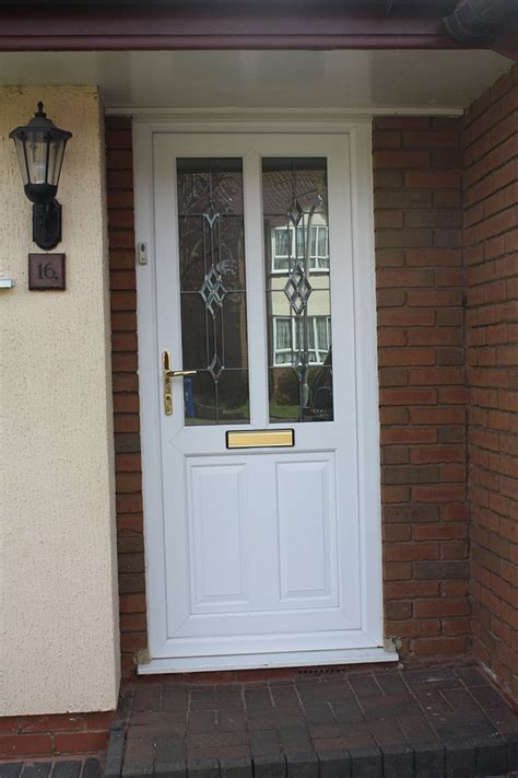 Front Doors Pvc Pvc U Front And Back Doors From Banbury Windows