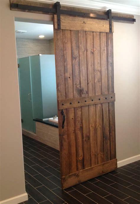 Barn Door Look Closet Doors Home Design Ideas Barn Door Door