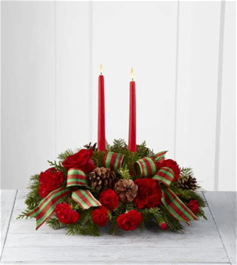 ftd 174 holiday classics centerpiece by better homes and