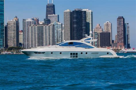 day boat rental chicago luxury boat rentals chicago il carver motor yacht 6642