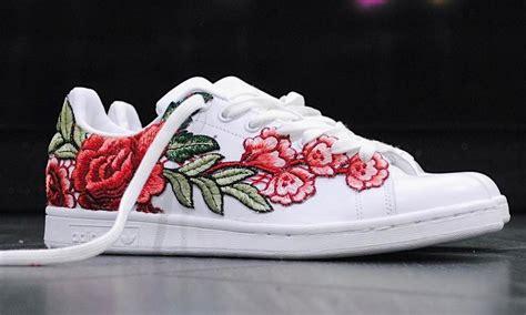 Sneakers White Flower adidas flower sneakers veilinghuiscoins nl