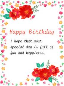 microsoft word birthday card template happy birthday card template microsoft word