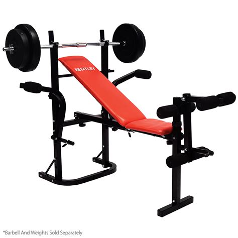 multi workout bench charles bentley fitness multi use exercise weight bench