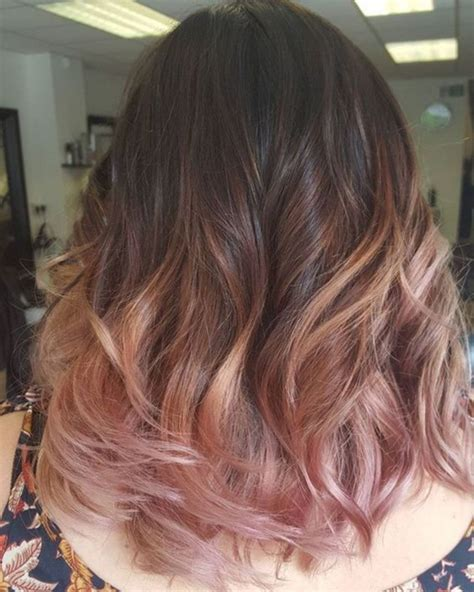 hair color for 45 beautiful rose gold hair color ideas 45 187 seasonoutfit