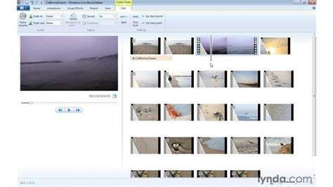 windows movie maker tutorial slow motion creating slow motion video