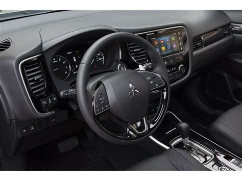 mitsubishi outlander interior 2017 mitsubishi outlander prices reviews and pictures u s