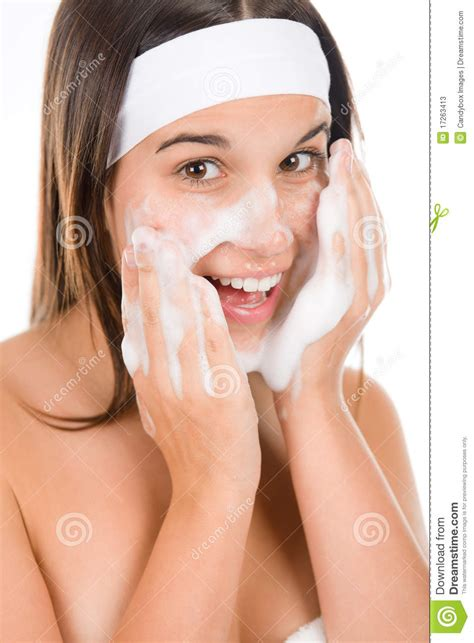 skin problems treatments washing stock vector royalty free 623665466 problem skin care wash royalty free stock image cartoondealer 17275336