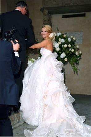 michel bouquet sindaco michelle hunziker e tomaso trussardi sposi a bergamo foto