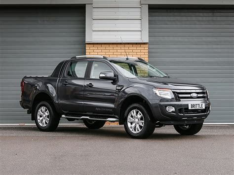 ford ranger wildtrak 2017 sea grey ford ranger wildtrak sea grey 28 images used ford