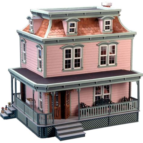 doll house kit greenleaf the lily dollhouse wood wooden dollhouse