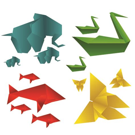 For Origami Animals - how to make a origami tiger