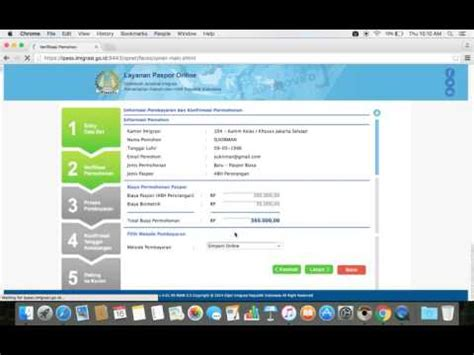 pembuatan paspor online berapa lama daftar pembuatan paspor gameonlineflash com