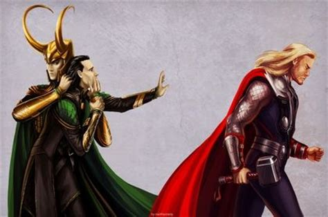 avengers desktop the avengers fan art 12873866 fanpop the art of thor loki costume brothers i love the shown