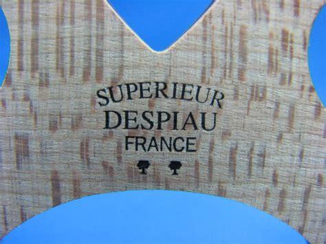 Bridge Superieur Despiau Violin Biola 4 4 デスピオ スーペリオール チェロ駒4 4 cello bridge despiau superieur オータムバレー弦楽器