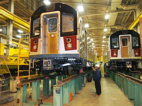 Subway Background Check Japan Rail Car Makers Up U S Orders Global Cachet The Japan Times