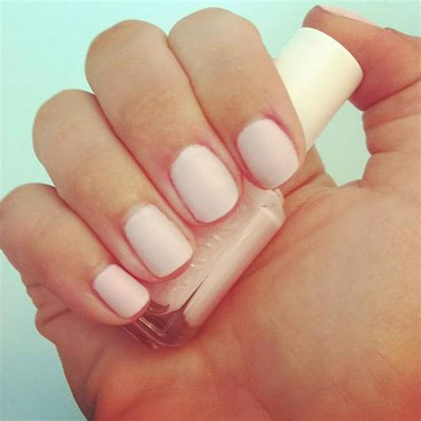 Flat Nail Beds Matte Nail Polish Stay Pretty In Simple Flat Colors
