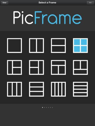 Pattern Frame App | picframe app by activedevelopment gets updated with new