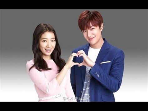 film lee min ho park shin hye park shin hye and lee min ho best couple youtube