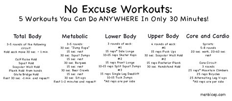 workouts you can do anywhere home workouts cardio