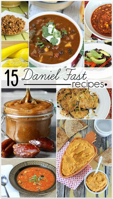 Daniel Plan Detox Breakfast Recipes by Best 25 Daniel Fast Meals Ideas On Daniel