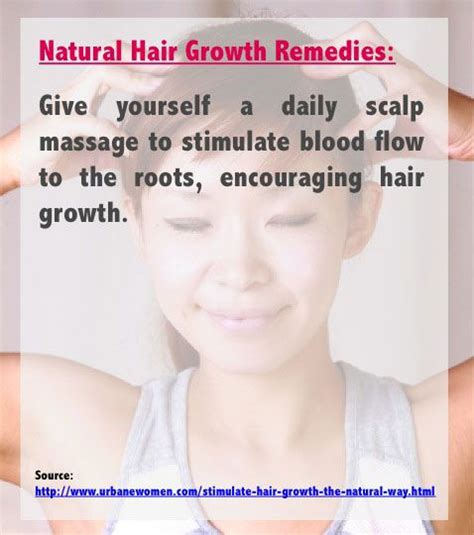 natural hair growth stimulants stimulate hair growth the natural way