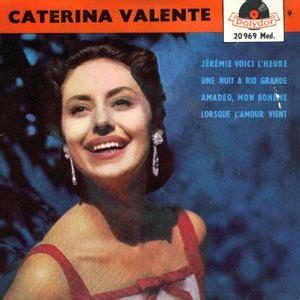 caterina valente cha cha cha flamenco caterina valente