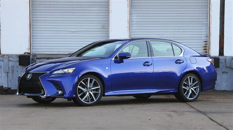 2017 Lexus Gs 350 F Sport by 2017 Lexus Gs 350 Review Low On Sport High On Value