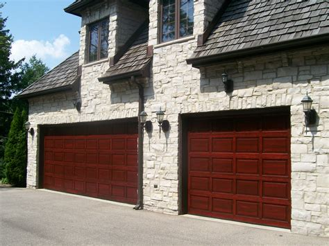 B And B Garage Doors Let Your Refinished Garage Door Welcome You Home Brilliantly Painting In Partnership