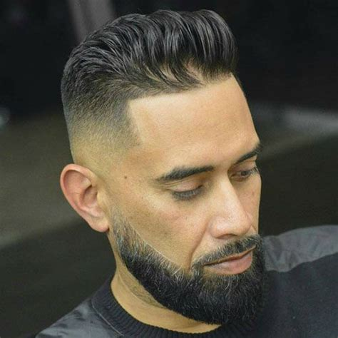 mans haircut sles men s hairstyles for oval faces high fade short