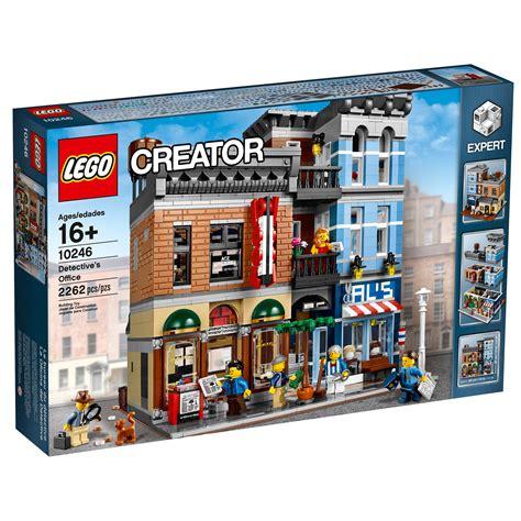 amazon lego amazon com lego creator expert detective s office toys