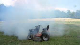 kohler courage sv engine smoking burning oil  youtube